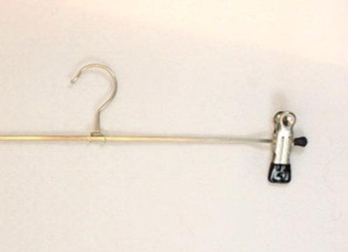 Kilt hanger - metal