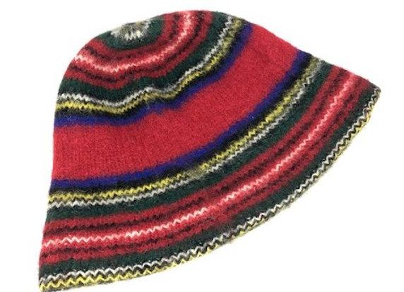 Cloche Hat - Royal Stewart