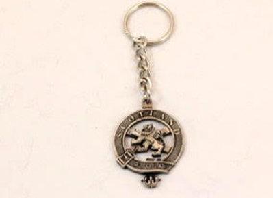 Keychain - Rampant Lion