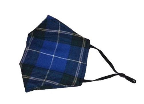 Mask - L - Nova Scotia tartan