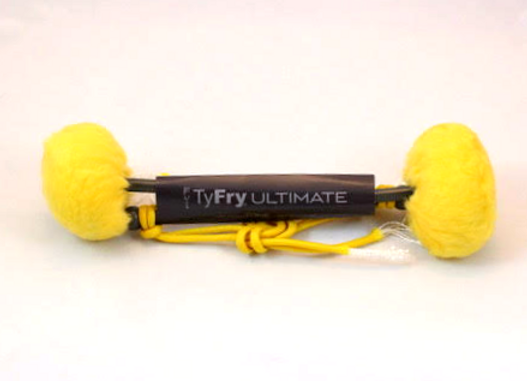 Ty Fry Ultimate tenor sticks - yellow
