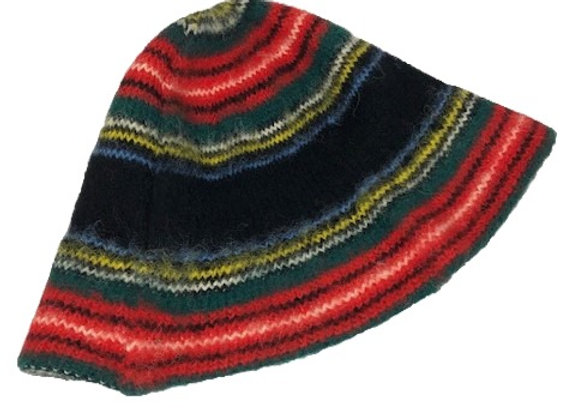 Cloche Hat - Black Stewart