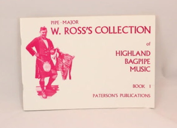W. Ross's Collection Book 1