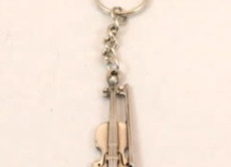 Keychain - fiddle