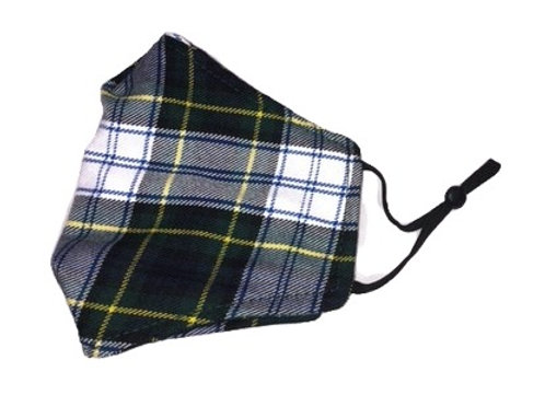 Mask - L - Dress Gordon tartan