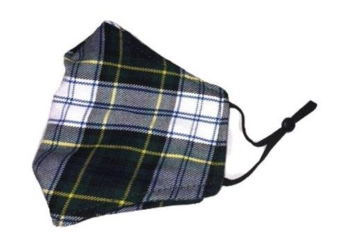 Mask - M - Dress Gordon tartan