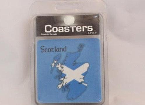 Scotland Coasters