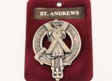 St. Andrews cap badge