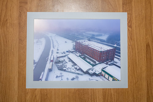 Botany Bay Shopping Villages Aerial Photo Print (In Mount Or Frame)