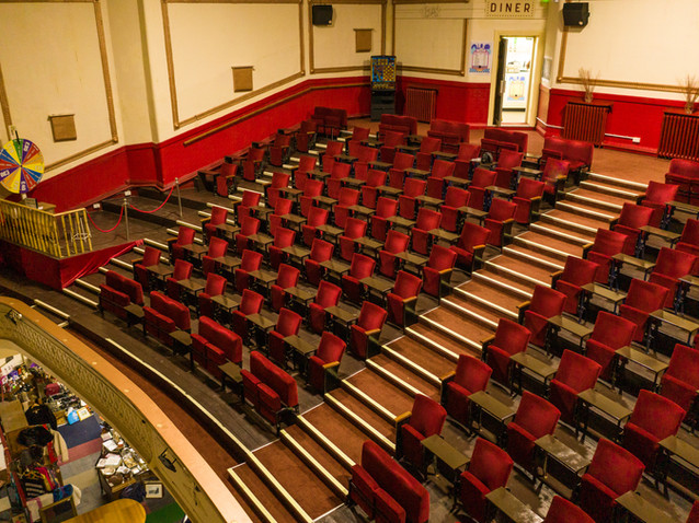 New View Lancashire Indoor Drone Photogr