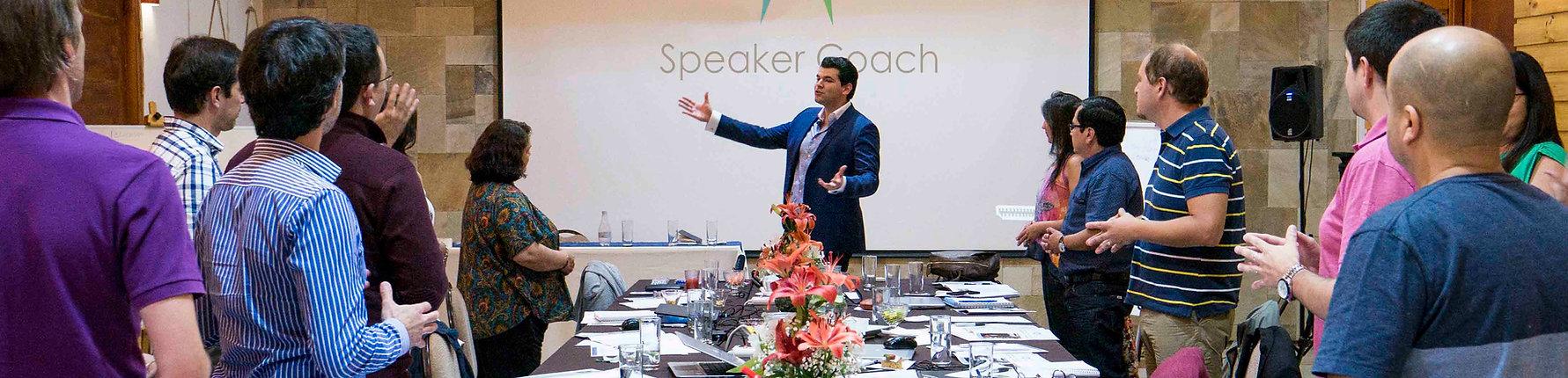 SpeakerCoach Latinoamérica