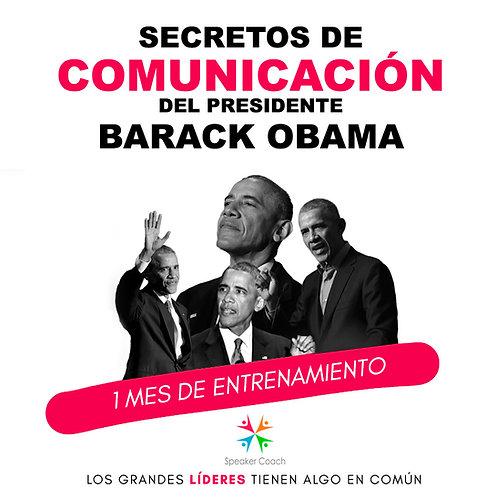 Secretos de Comunicación del Presidente Obama