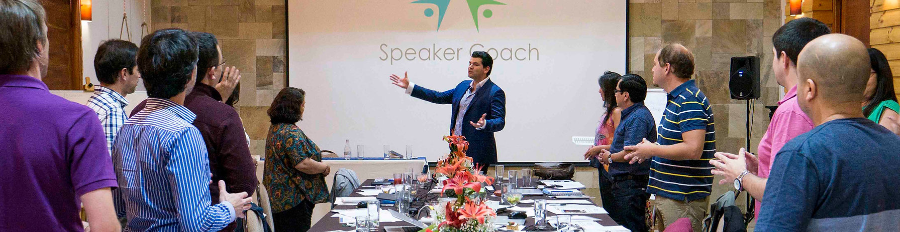 SpeakerCoach Curso de Oratoria