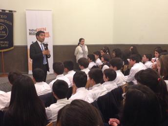 Educación financiera a menores. Un economista chileno desarrolló una iniciativa para enseñarle a los