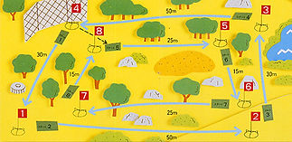 グラウンドゴルフ コース