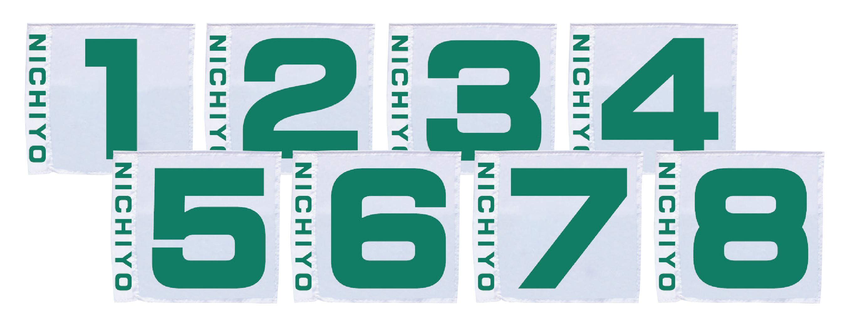 グラウンドゴルフ/H120-8/H130スタンダード旗