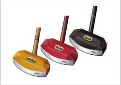 グラウンドゴルフクラブ/AA-420クリスタルカットモデル檜
