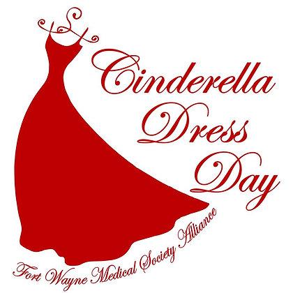 Cinderella Dress Day Donation