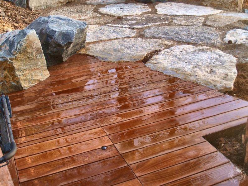 ipe wood deck scribed to stone_wm.JPG