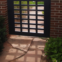Custom Entry Gate