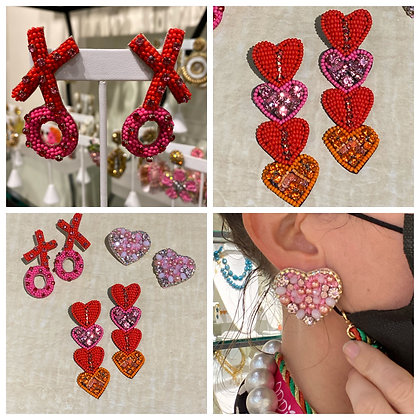 Allie Beads Galentine's Love Collection