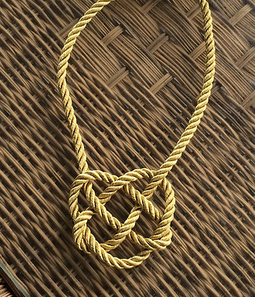 Golden Heart Knot - The Original