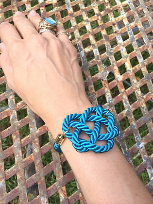 The Bracelet in Turquoise