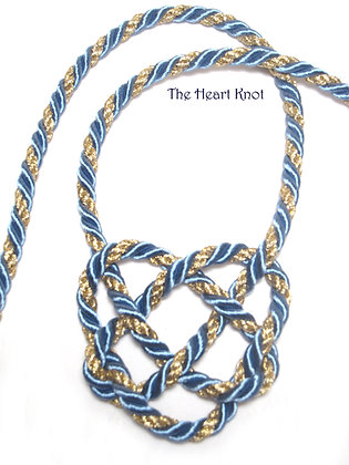 Sky Heart Knot