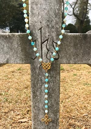 St. Theresa of Avila - Rosary Inspired