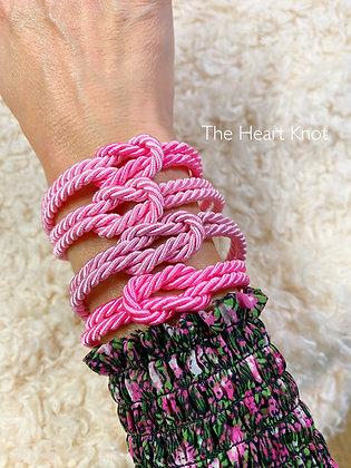 Pinkie Love Knot Bracelet