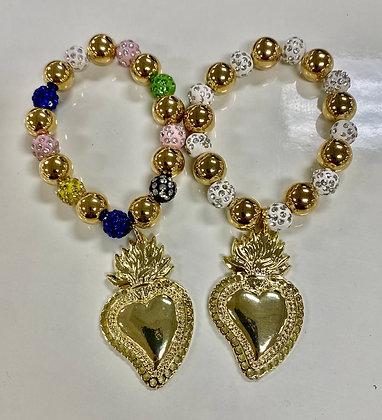 Immaculate Heart Bracelet