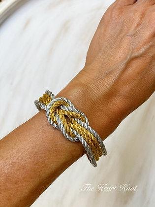Double Love Knot Bracelet