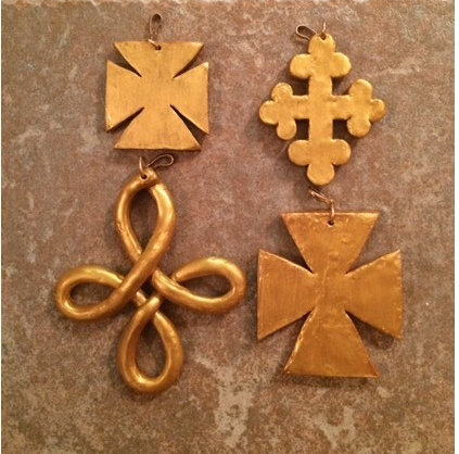 Pendants to go with Beads