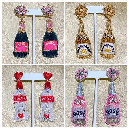 Allie Beads Popping Bottle Collection