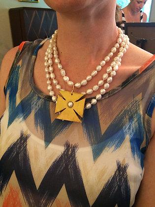 Maltese on Pearls