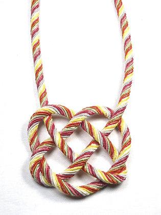 Lifesaver Twist Heart Knot