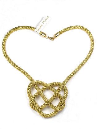 Golden Heart Knot - The Original