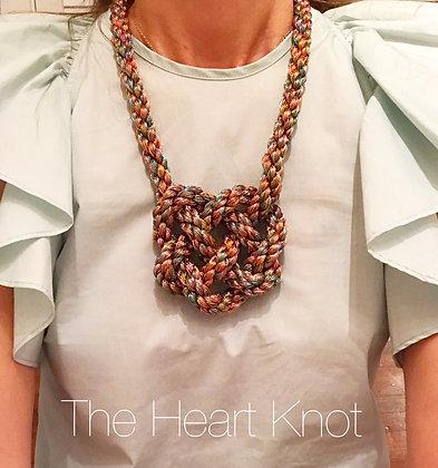 Eva Love Heart Knot