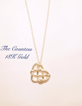 The Countess in 18K Gold