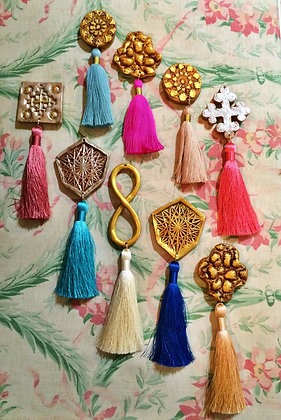 Various Tassle Pendants