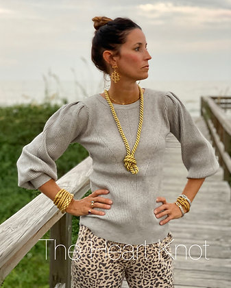 The Pawley's Knot in Gold
