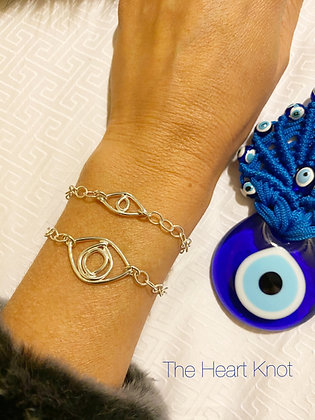Eye of Protection Bracelet (Top)