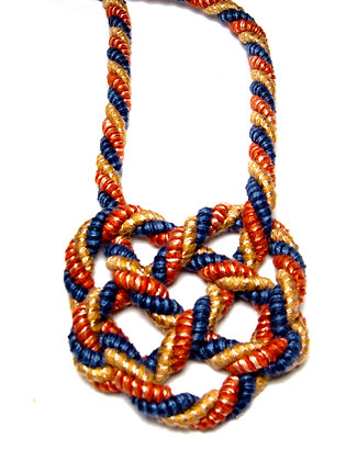 Woven Camel Knot