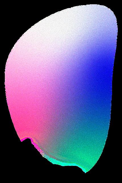 Illustration of a blob