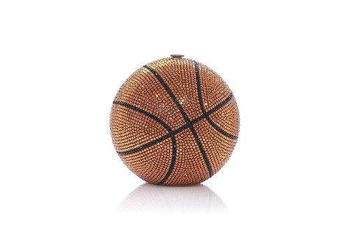 Rich Woman evening basketball clutch Purse