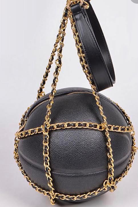 Midnight Games X chain purse