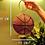 Thumbnail: Rich Woman evening basketball clutch Purse