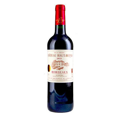 Ch.Haut Bernin Bordeaux , France,Bordeaux 750ml 1R0021-FRAEC