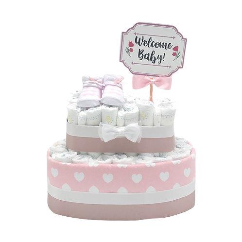 2 層尿片蛋糕 LGM2T049