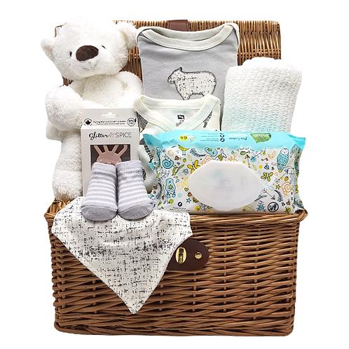 嬰兒禮籃  LBH165